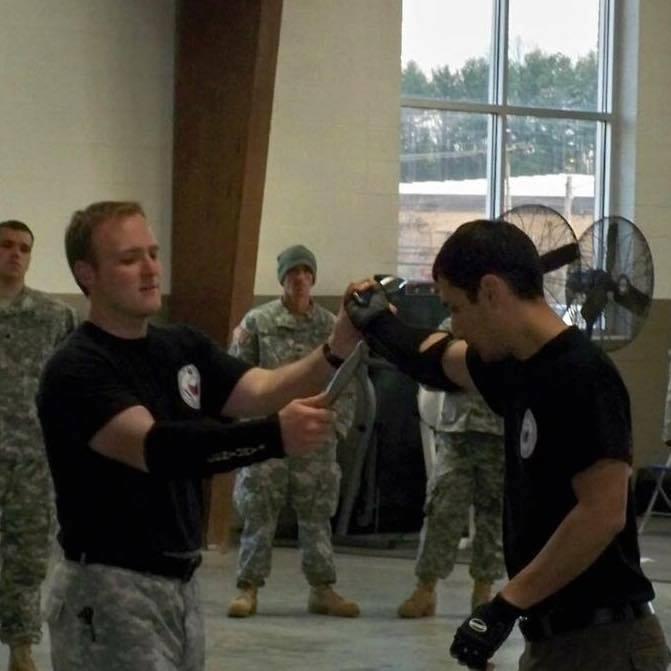 Guro Jerome Teague Counter Blade Tactics